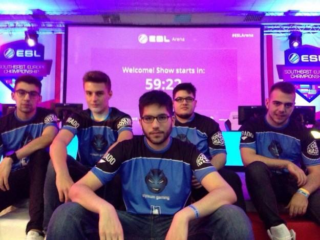 Η ελληνική Elysium Gaming πρωταθλήτρια του SEEC! Elysium-625x469