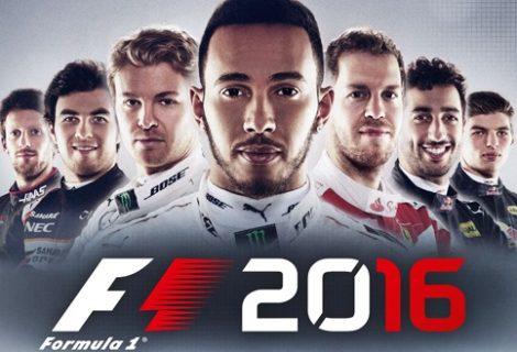 H Codemasters παρουσίασε το «επίσημο» F1 2016