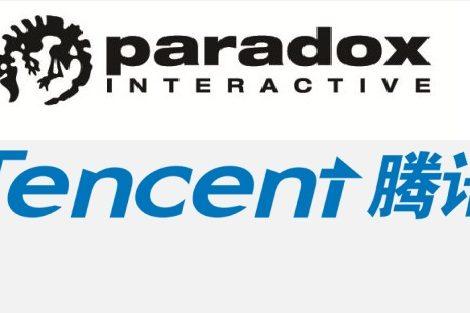 H Tencent γίνεται μακροπρόθεσμος επενδυτής της Paradox