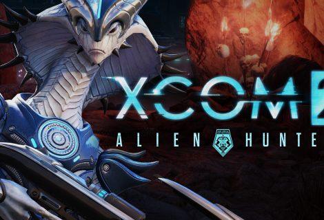 Στις 12 Μαΐου το Alien Hunters DLC του XCOM 2