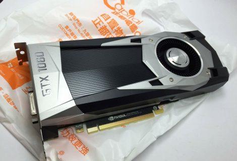 Κυκλοφόρησε η πρώτη φωτογραφία της GTX 1060 της Nvidia
