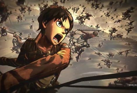 Ε3 2016 – Νέο καταιγιστικό trailer του Attack on Titan: Wings of Freedom!