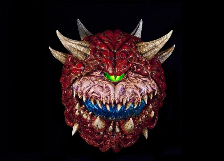 Φωτιστικό Cacodemon από το Doom που τα «σπάει»! Cacodemon-1-2