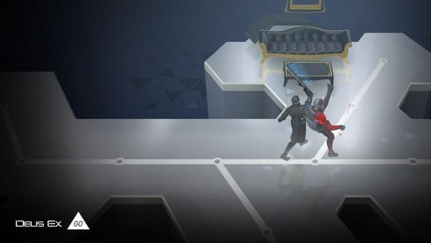 Το Deus Ex Go φέρνει το σύμπαν του Deus Ex στις mobile συσκευές! Deus-Ex-GO-625x352