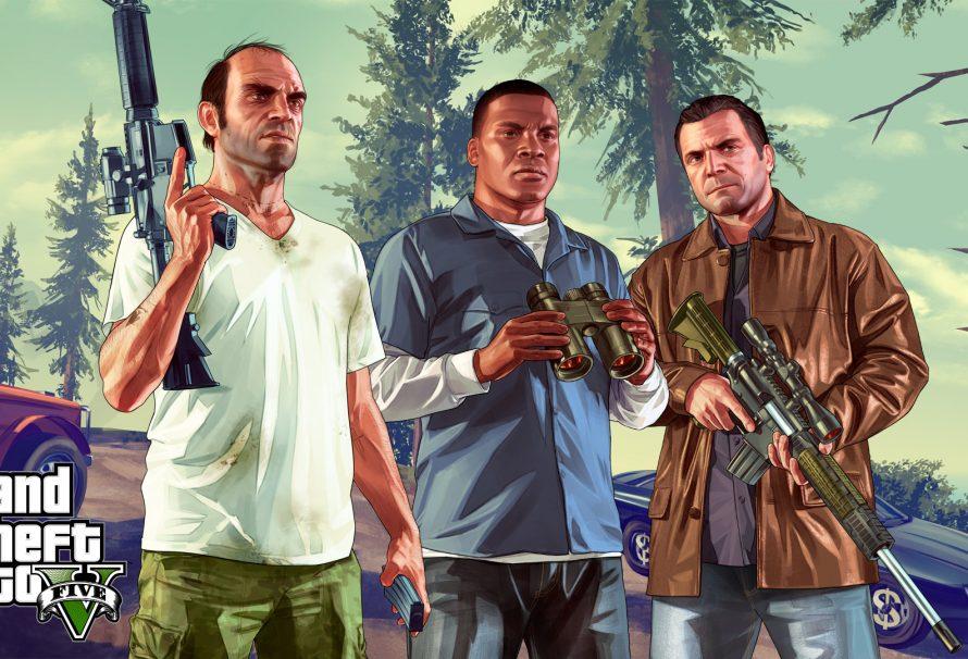 ΔΩΡΕΑΝ η PC version του GTA V και ναι δεν είναι ψέμα!