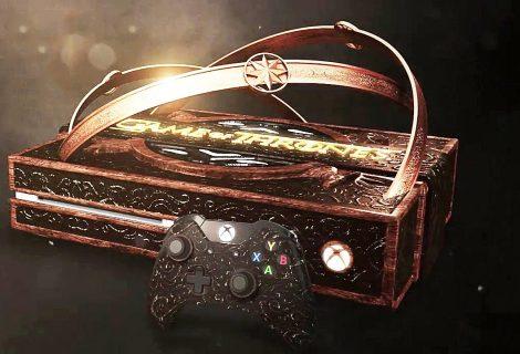 """Παρουσιάστηκε υπερσυλλεκτικό Xbox One """"Game of Thrones"""" edition!"""