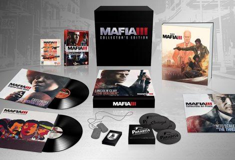 """Η Collector΄s Edition του Mafia III είναι απλώς... """"θεϊκή""""!"""