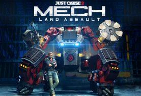 3 Ιουνίου το Mech Land Assault του Just Cause 3