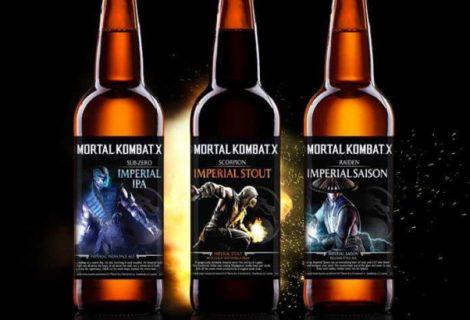 Δίψασες; Πιάσε μία μπύρα... Mortal Kombat!