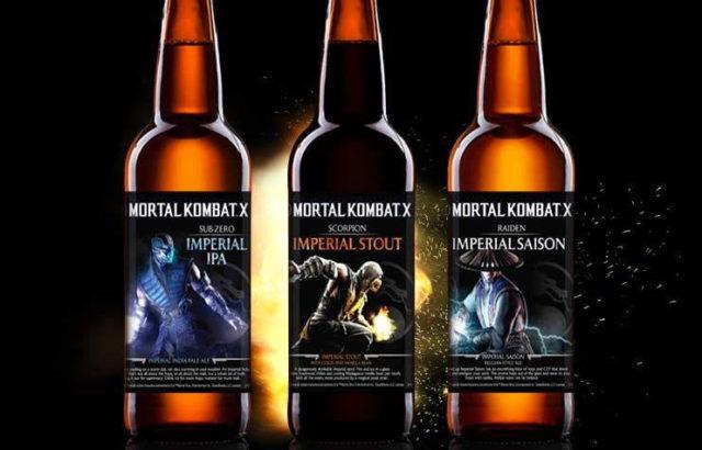Δίψασες; Πιάσε μία μπύρα Mortal Kombat! Mortal-Kombat-Beer
