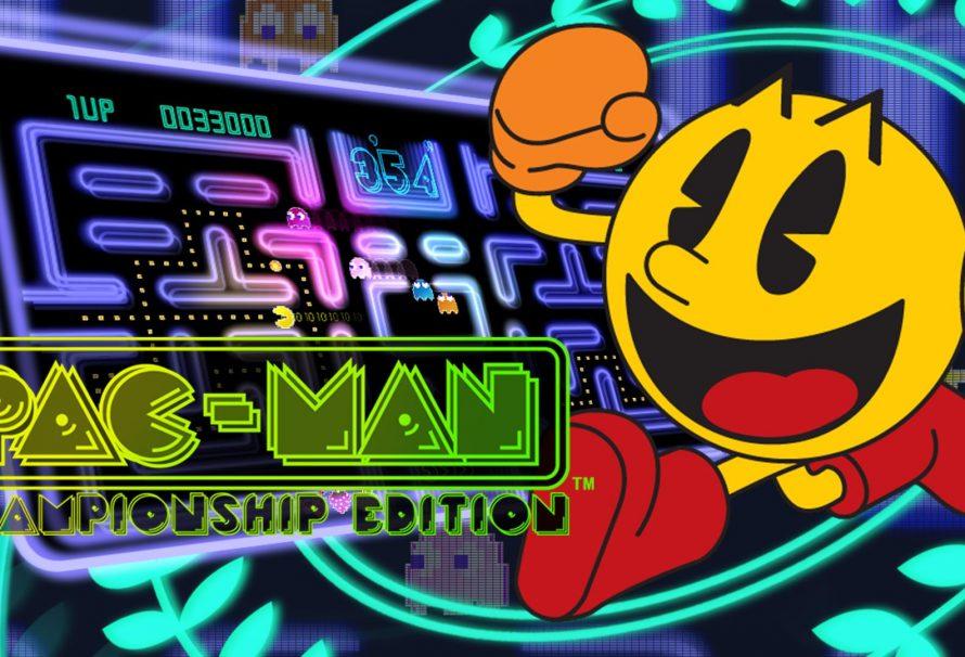 Sequel στο πετυχημένο Pac-Man Championship Edition! Pac-Man-Championship-edition-1-890x606
