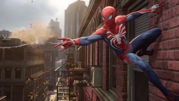 Ε3 2016 – Έκπληξη! Νέο Spider-Man game από την Insomniac Games! Spider-Man-Insomniac-1-Large-625x352