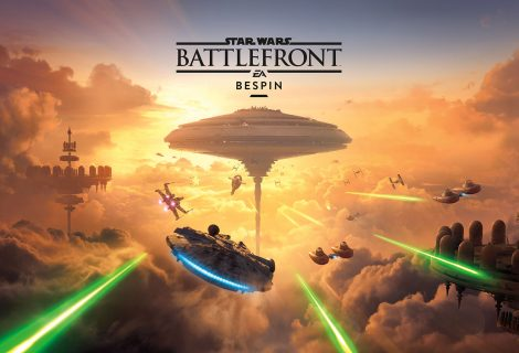Καταιγιστικό trailer για το Star Wars: Battlefront Bespin DLC!