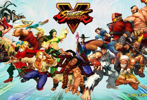 Ο πρώτος παγκόσμιος πρωταθλητής του Street Fighter V