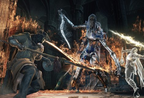 Τερμάτισε το Dark Souls 3 παίζοντας μόνο με τα… πόδια του
