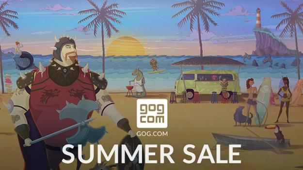 Τρελές καλοκαιρινές εκπτώσεις στο GOG Gog-summer-sale-625x352