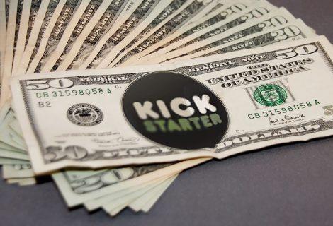 Μισό δις δολάρια επενδύσεων σε παιχνίδια μέσω Kickstarter