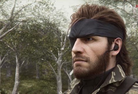 Νέο βίντεο με remastered HD σκηνή από το Metal Gear Solid 3