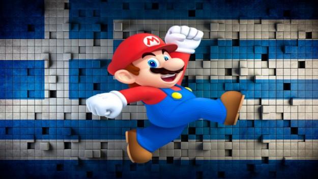 Η CD Media αναλαμβάνει τη διανομή της Nintendo στην Ελλάδα! Nintendo-mario-greece-625x352