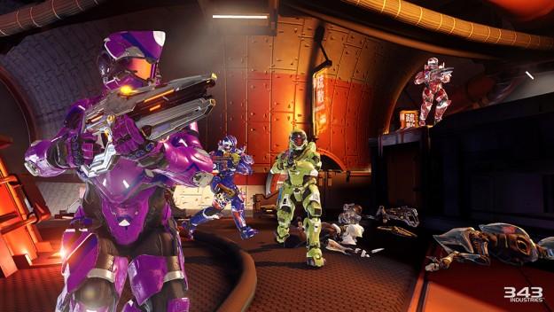 Μέσα στον Ιούνιο το Warzone Firefight expansion του Halo 5 Guardians Warzone-firefight-625x352