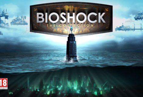 Είναι επίσημο! Έρχεται EPIC συλλογή Bioshock!
