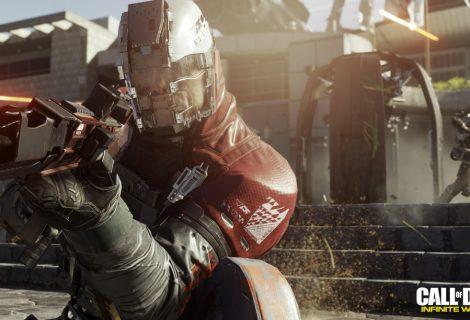 12 λεπτά καταιγιστικού gameplay από το CoD: Infinite Warfare!