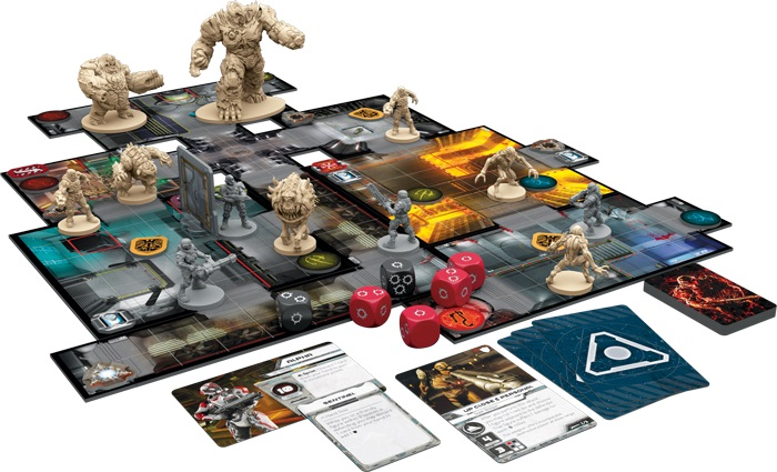To Doom γίνεται board game! Doom-Board-game