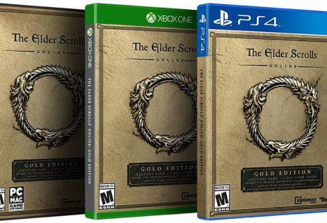 Τον Σεπτέμβριο η Gold Edition του Elder Scrolls: Online!