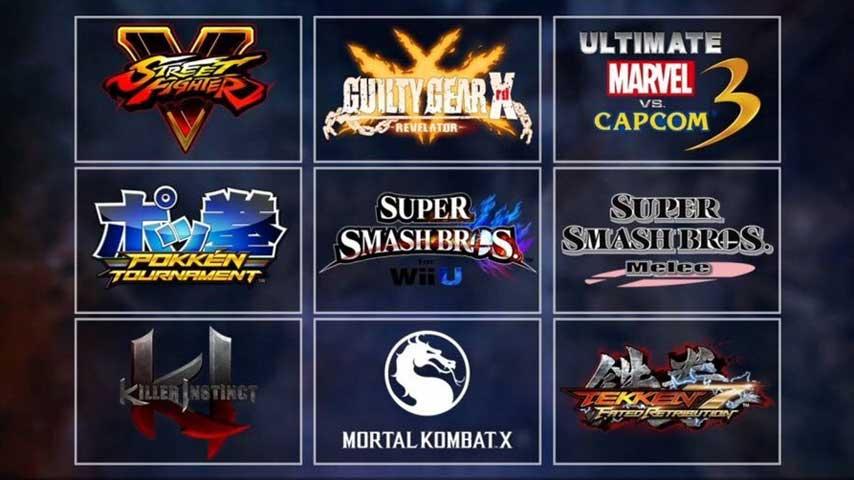 To Evo 2016, το απόλυτο fighting tournament κάνει ρεκόρ συμμετοχών! Evo-2016-line-up