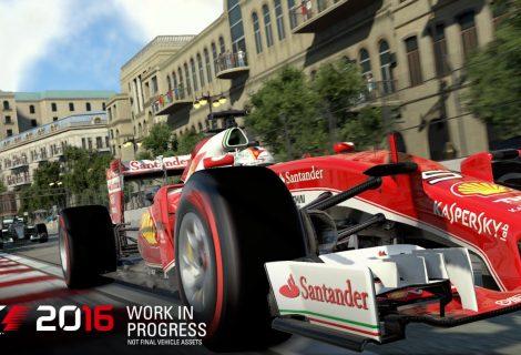 """Στο F1 2016, οι gamers δημιουργούν το """"μύθο"""" τους!"""
