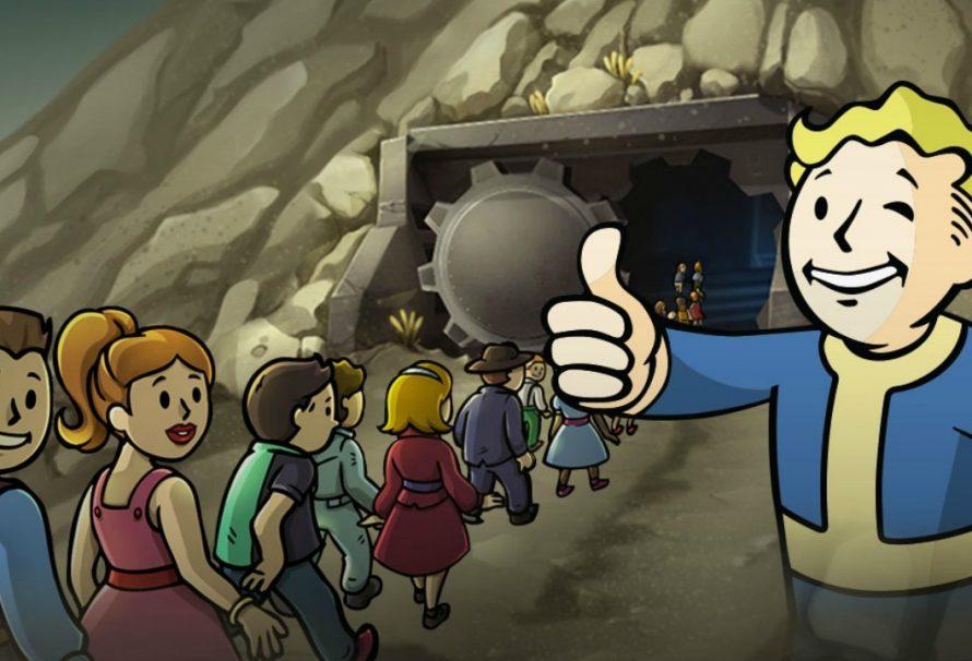 Διαθέσιμο από σήμερα το Fallout Shelter στο Steam!