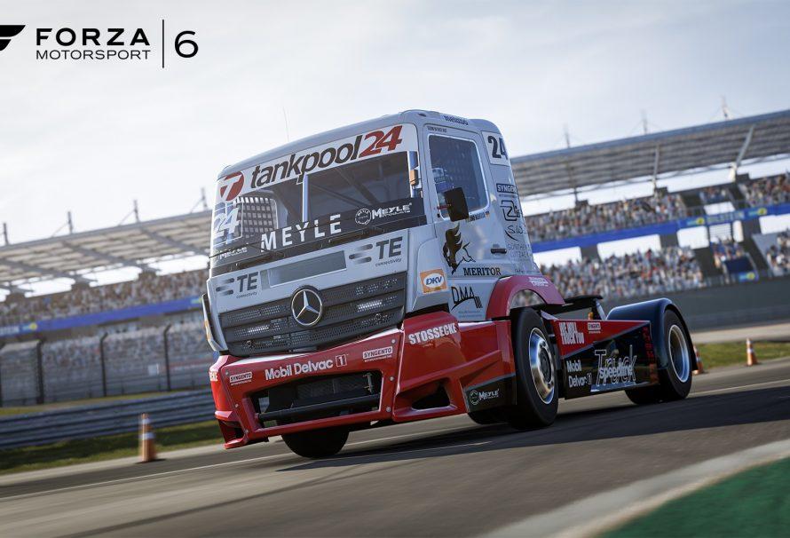 Το τελευταίο DLC pack του Forza 6 έχει και φορτηγό! Forza-6-1-890x606