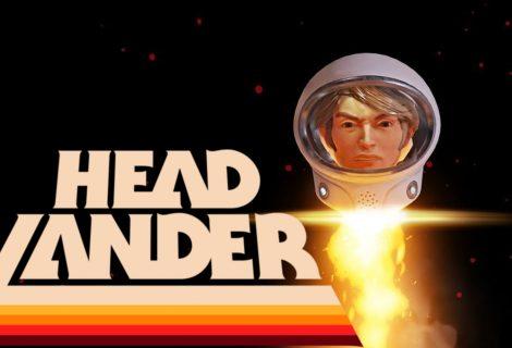 Ματιές στο εναλλακτικό και σούπερ πρωτότυπο Headlander!