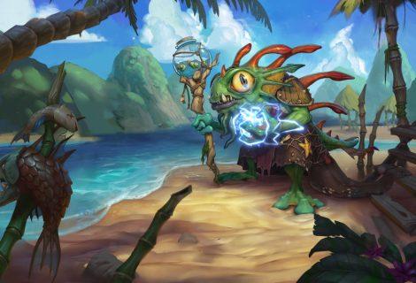 Ο νέος ήρωας του Hearthstone λέγεται Morgl και είναι murloc!