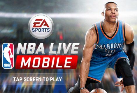 Τo NBA Live βρίσκει το δρόμο του σε mobile συσκευές!