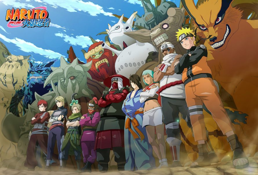 To Naruto Online για PC κυκλοφορεί επίσημα και στη Δύση! Naruto-Online-1-890x606