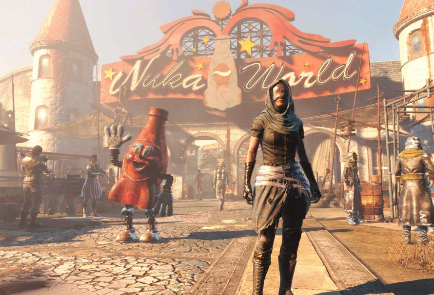 Το Nuka World θα είναι το τελευταίο DLC για το Fallout 4 Nuka-World-1-890x606