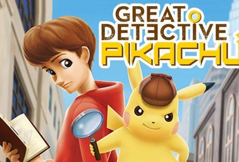 Live-action Pokemon movie με πρωταγωνιστή τον… Detective Pikachu!