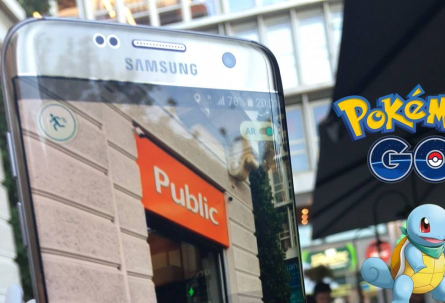 Gotta catch 'em all… 1o Pokemon Go Hunting Εvent στα Public Συντάγματος!