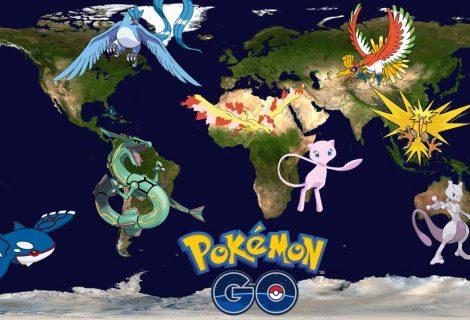 Το Pokemon Go εκτοξεύει τις μετοχές της Nintendo!