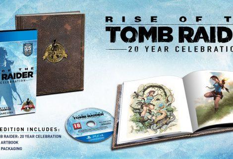 20 χρόνια Tomb Raider με ειδική έκδοση!