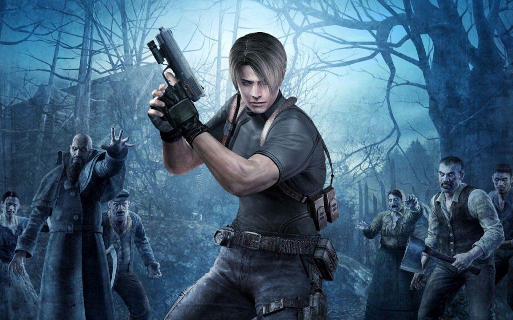 Resident Evil 4 (Large)