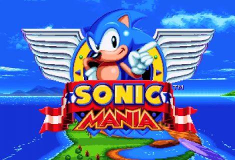 """Τo Sonic Mania καθυστερεί... οπότε """"καλό καλοκαίρι""""!"""