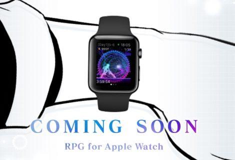 H Square Enix ετοιμάζει exclusive RPG για το Apple Watch!