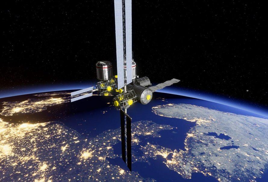 Το πρωτότυπο Stable Orbit είναι ένα simulator διαστημικού σταθμού! Stable-Orbit-2-890x606