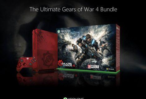 Το Xbox One S στα χρώματα του Gears of War 4 είναι απλώς... πανέμορφο!