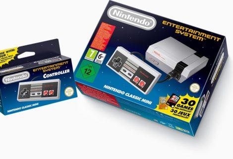 Από το πουθενά, ανακοινώθηκε το... Mini NES!