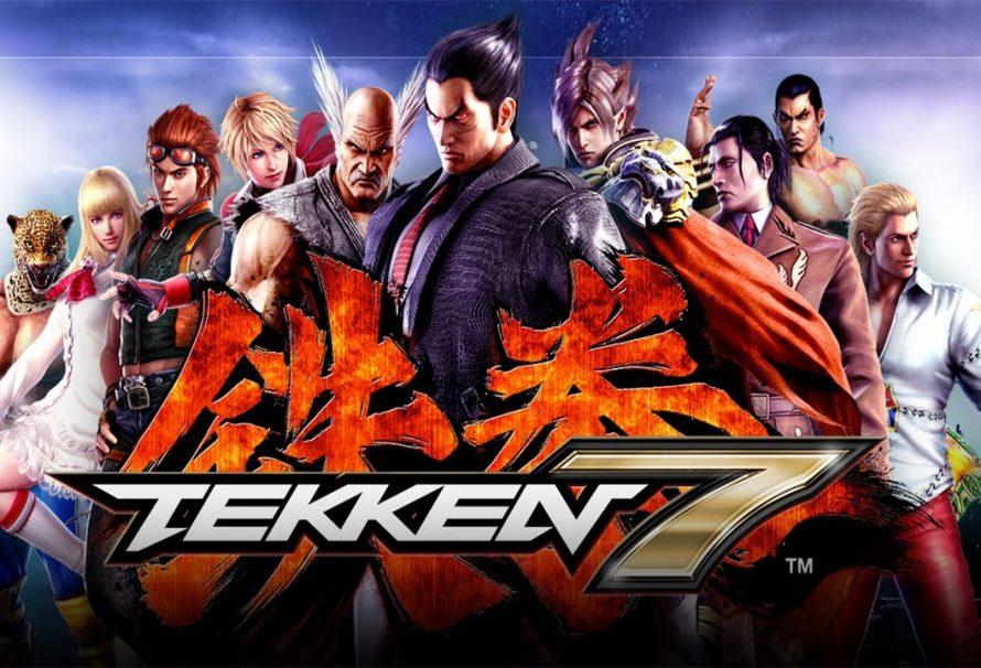 Πρώτες ματιές στους νέους χαρακτήρες του Tekken 7