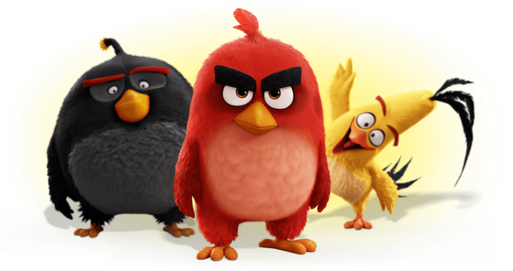 Angry Birds Movie 1