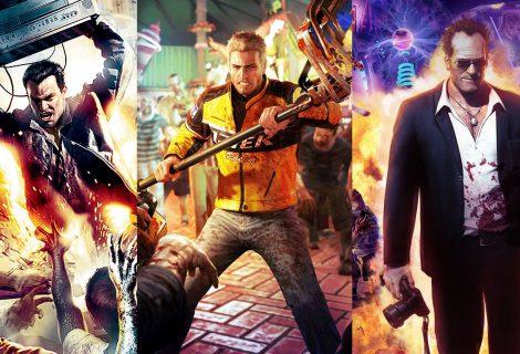 Τον Σεπτέμβριο κυκλοφορούν τα remasters του Dead Rising!